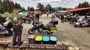 Bieszczady motocyklami | 2020
