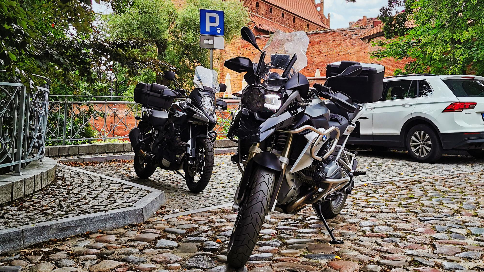 Warmia i Mazury motocyklami | 2020