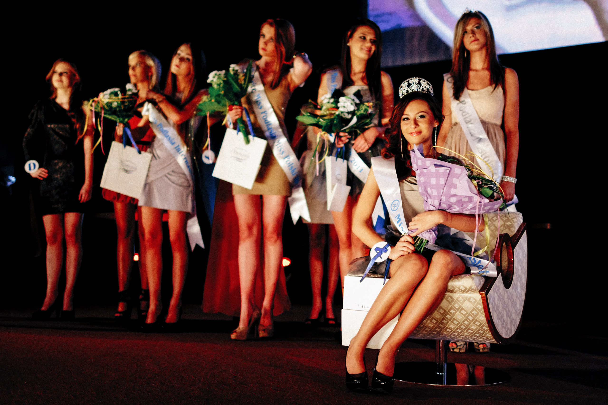 Wybory Miss Nastolatek i Miss Podlasia   2011